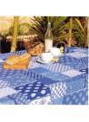 Nappe Enduite Regalido Bleu 160x120