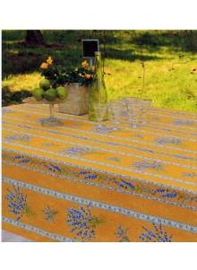 Nappe Enduite Valensole jaune 160x120