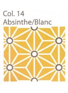 Nappe Enduite Saki Absinthe 160x120