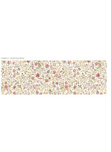 tissu-coton-beaucaire-indienne-ivoire-rose