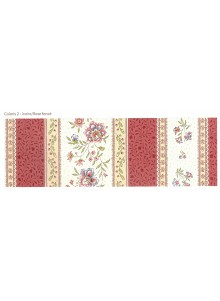 tissu-coton-beaucaire-ivoire-rose
