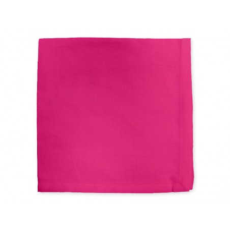 Serviettes de table Fuschia